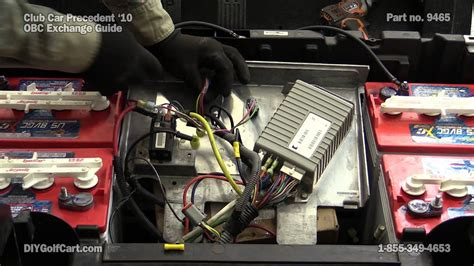 On Board Computer | How to Replace on Club Car Precedent