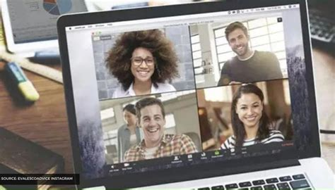Work From Home video calling, where is employee's