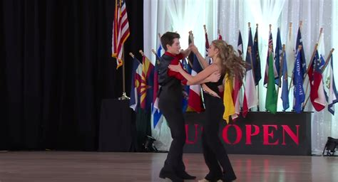 Teen swings dancers win young adult championship with