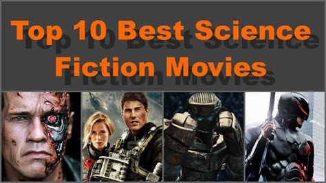 Top 10 Best Science Fiction Movies Of All Time | List Of