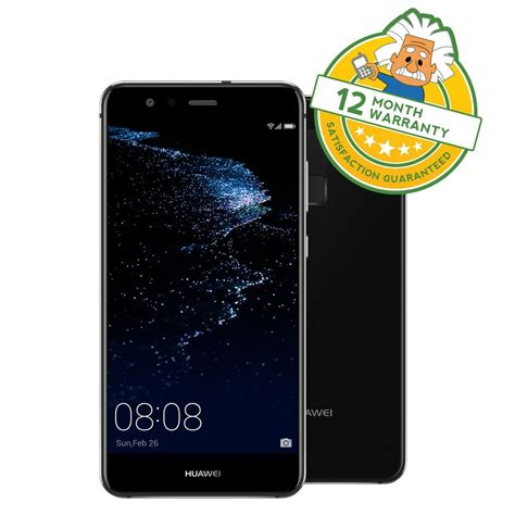 Huawei P10 Lite Black 32 GB (Unlocked) WAS-LX1A Android