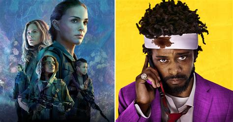 10 Best Sci-Fi Movies From 2018 | ScreenRant