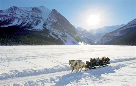 Best Scenic Winter Train Trip Through The Rockies (With