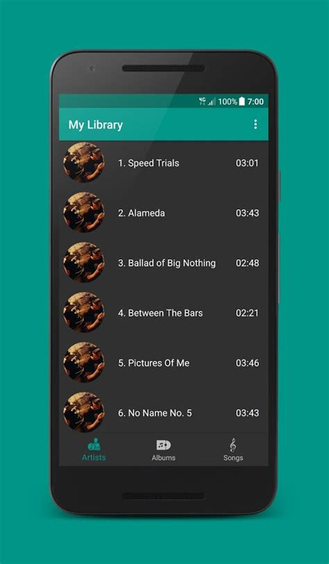 Libre Music is a FOSS music player for Android that