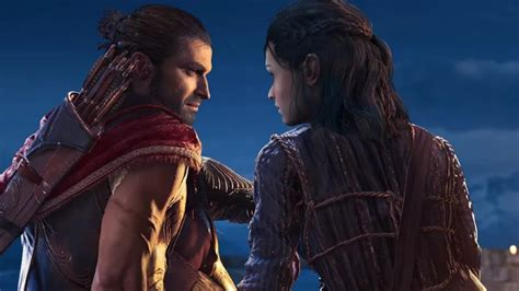 There's no nudity in Assassin's Creed Odyssey   PCGamesN