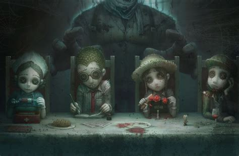 Identity V: A Dead by Daylight clone for Android with its