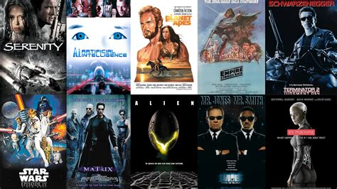 Mike's Top 10 Sci-Fi Movies of All Time - The Geek Pub