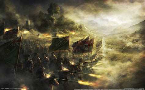 Empire Total War 6 Wallpapers   HD Wallpapers   ID #5168