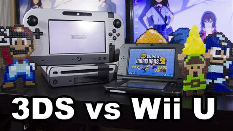 Nintendo Wii U vs New 3DS XL - Which Should You Buy? - YouTube