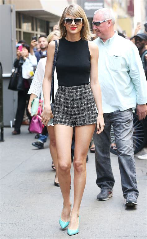 Celebrities In Shorts In Their 20s, 30s, and 40s | InStyle