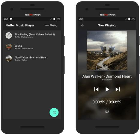 5 Free Open Source Music Player Android Apps