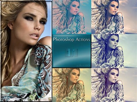 25 Best Photoshop Actions for Free Download