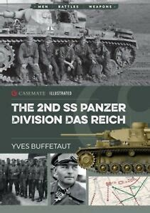 Casemate Publishers Illustrated The 2nd SS Panzer Division