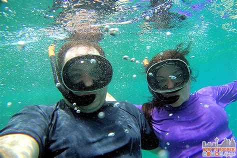Snorkeling in Maui Captured with ACTIVEON DX Action Cam