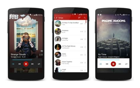 Jams Music Player for Android goes open source – Liliputing