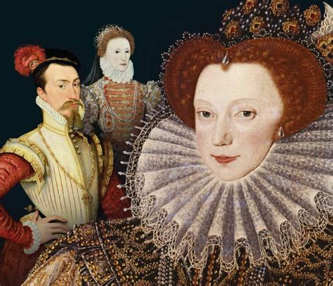 Lettice Knollys Was A Favourite Of Elizabeth I… Then She
