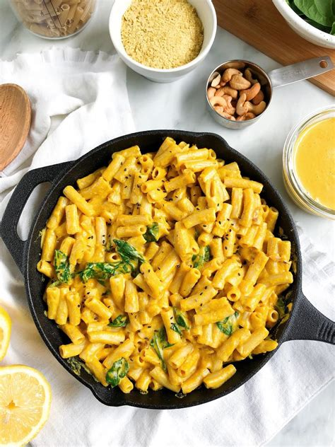 How to Make Cashew Mac and Cheese - Vital Proteins