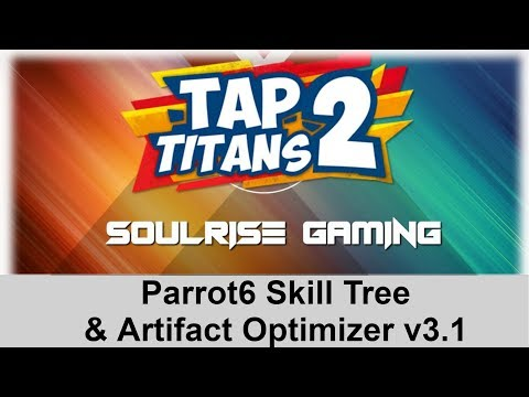Do I have the worst SC build ever? : TapTitans2