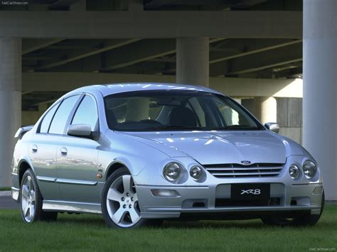 Ford Falcon XR8 (2001) - pictures, information & specs