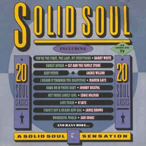 Solid Soul (CD, Compilation) | Discogs