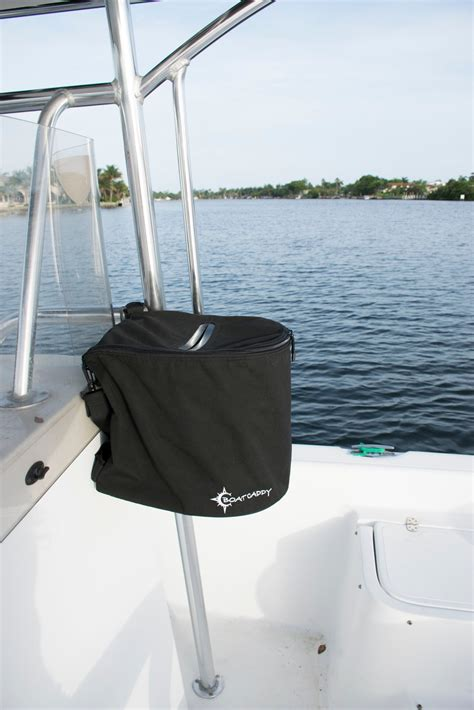Caddycan™ = Boat Trash Can - The Hull Truth - Boating and