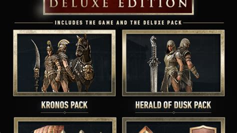 Assassin's Creed Odyssey - Deluxe Edition   wingamestore