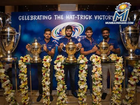 IPL 2018: 4 reasons why Mumbai Indians can retain the title