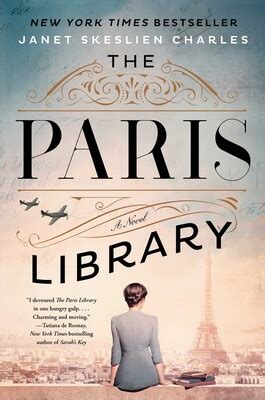 The Paris Library | Book by Janet Skeslien Charles