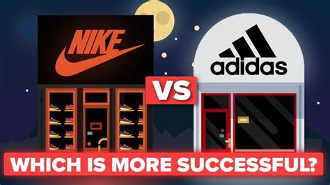 Is Nike More Successful Than Adidas? Shoe / Apparel