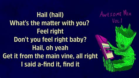 Come and Get Your Love - Redbone (lyrics) - YouTube