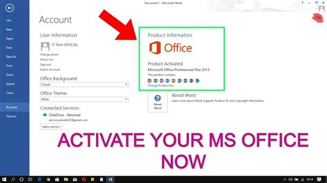 How To Activate Microsoft Office for Free 2020 Without