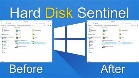 Windows 10 Icon Pack for Hard Disk Sentinel - YouTube