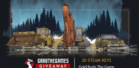 Free Gold Rush: The Game Steam Keys Giveaway [ENDED