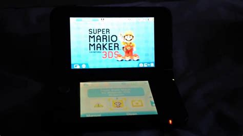 NINTENDO 3DS XL LOW BATTERY - YouTube