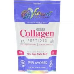 Vibrant Collagens Pure Collagen Peptides Unflavored 10 58