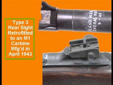 How to Identify an Original M1 Carbine, Part 1, Receivers