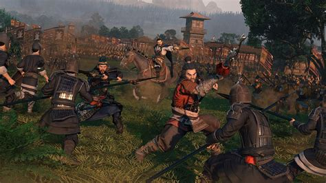 Total War: Three Kingdoms PC System Requirements Revealed