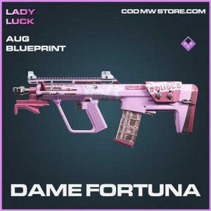 Lady Luck - Blueprints Item Store Bundle - Call of Duty