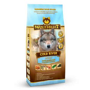 Wolfsblut Cold River 15 kg Hundefutter mit Lachs & Forelle